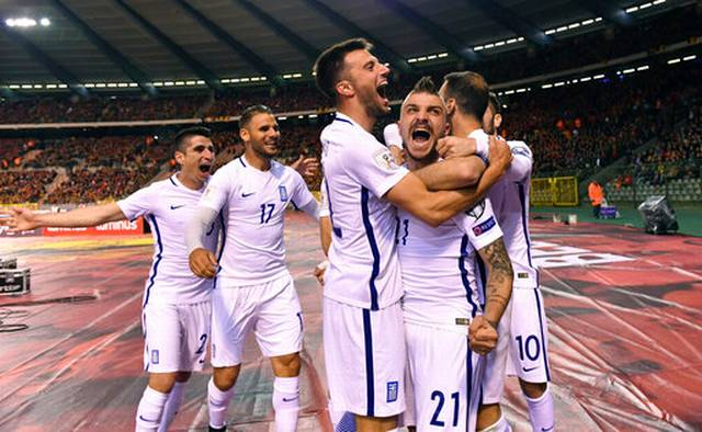 APTOPIX_Soccer_WCup_2018_Belgium_Greece_91785
